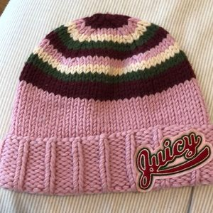 Juicy Couture Winter Hat!